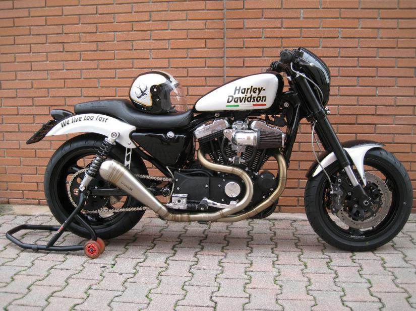 Harley Street Racer 1200 by Stile Italiano