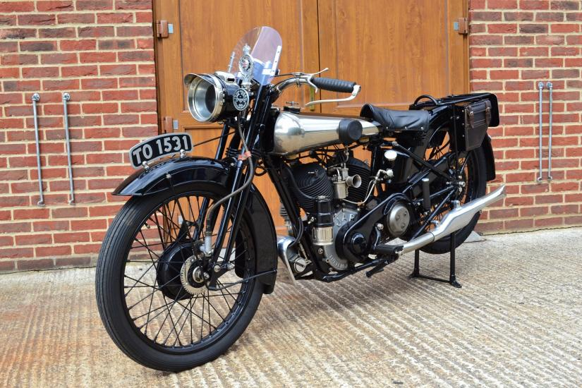 Brough Superior SS80 Jap 1924