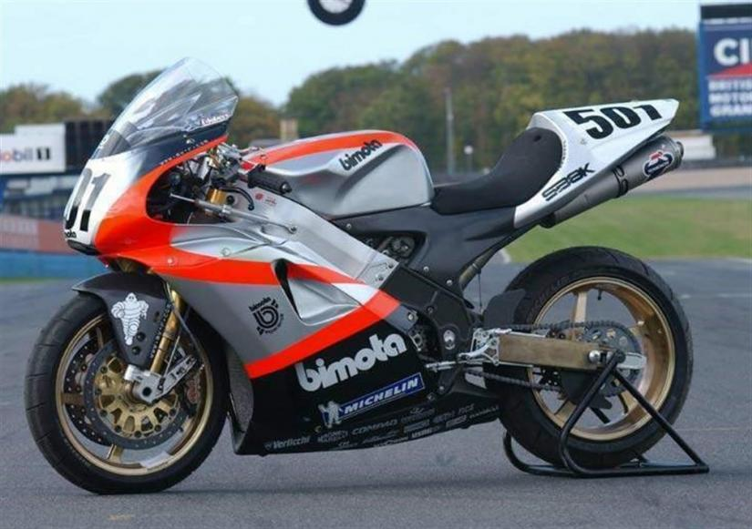 Bimota SB8K WSBK 2000 - Anthony Gobert